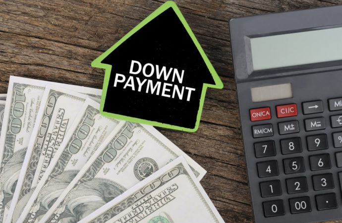 How much do I need for a down payment on a house?